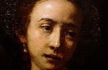 Rembrandt-Lucretia