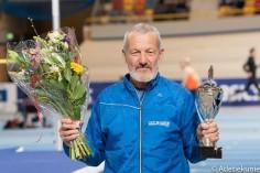 Drie keer EK-goud  voor Hans Smeets