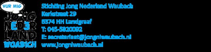 Jong Nederland WauBACH organIseert JubIleumloterij  T.G.V. 75-jarIg JubIleum